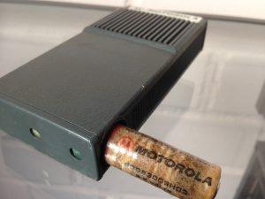De originele Motorola batterij (4.2V)