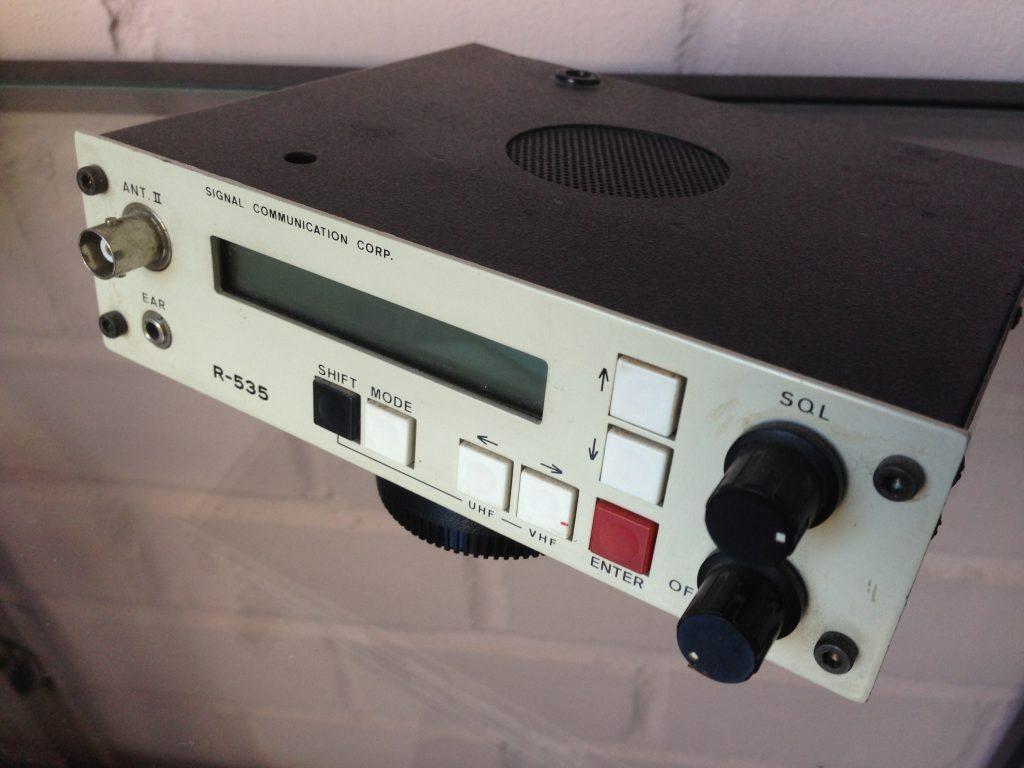 Signal Communications Corp. R535